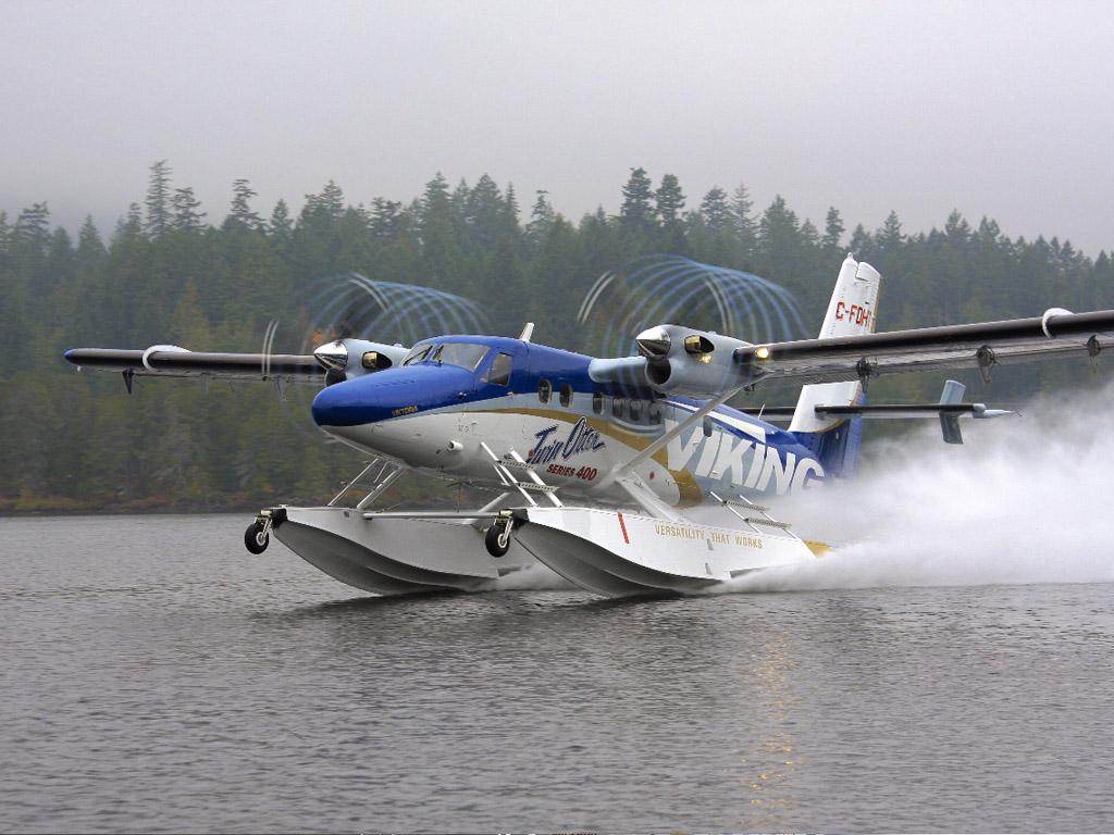 Обои амфибия, Bombardier, Самолёт, Вода. Авиация foto 12